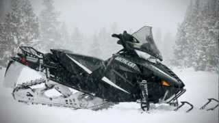 1. TEST RIDE: 2013 Arctic Cat XF1100 Turbo CrossTour