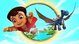 Video Team Super Bheem and Sky Dragon's Fun Adventures MP3, 3GP, MP4, WEBM, AVI, FLV November 2018