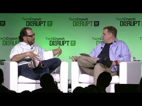 The Things Marc Benioff Really Cares About | Disrupt SF 2014