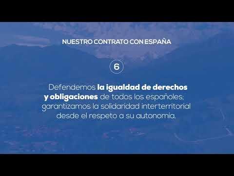 Nuestro contrato con España