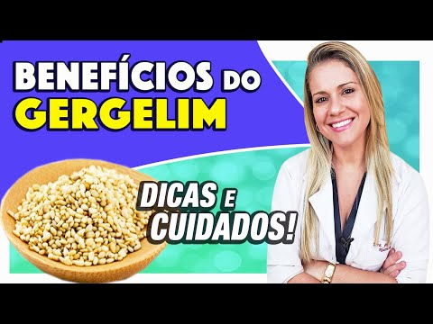 Nutricionista - Benefícios do Gergelim - Emagrece? Para Que Serve? [Grãos, Pasta, Óleo, Leite]