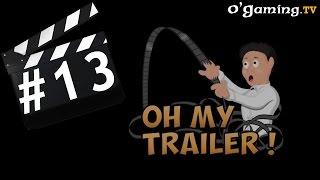 Oh my trailer ! du 23/02/15 - Focus sur les sports d'hiver