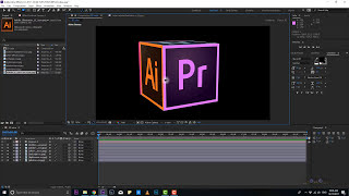 How to create 3D cube in After Effects