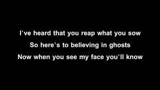 A Grave Mistake - Ice Nine Kills Lyrics