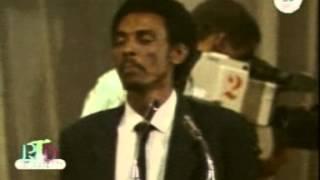 LE GRAND CHANTEUR DU PAYS- MONSIEUR ABDI NOUR ALALEH..LE CONCERT DE 1991