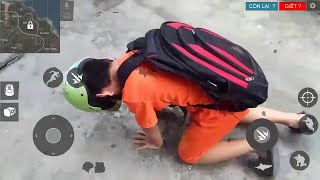 Free Fire Phiên Bản Người Thật Súng Chế | Free Fire Real Life | Free Fire Việt Nam