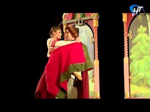 Академический театр драмы подготовил премьеру спектакля «Иван да Марья»
