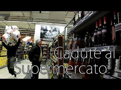 esperimento: cadute al supermercato… quanti intervengono a soccorrere?