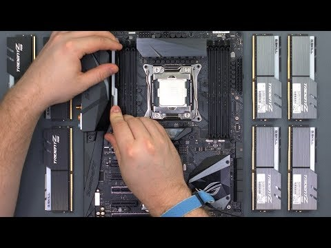 ASUS STRIX X299-E Gaming - Intel Core i9-7900X / GTX 1080 Ti