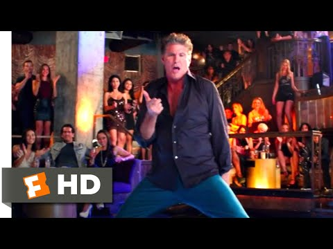 Killing Hasselhoff (2016) - Crushing It (Dance Hoff) Scene (5/5) | Movieclips