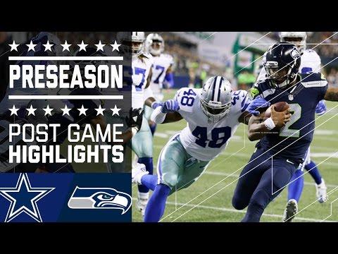 Cowboys vs. Seahawks | Game Highlights | NFL
