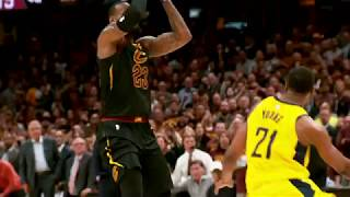 LeBron's Game Winner From Every Angle