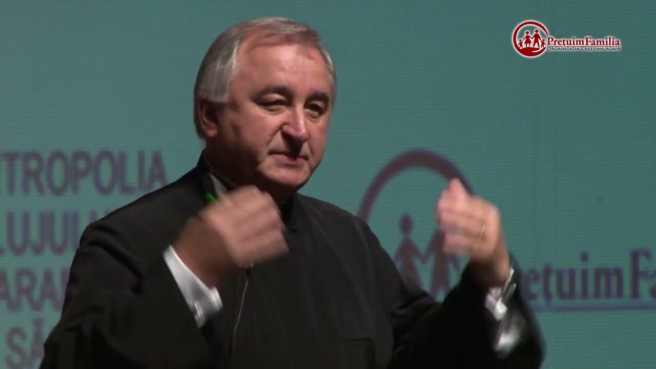 Conferinta Divortul - O solutie? Ce ne spune Biblia? Pr. Prof. Stelian TOFANA