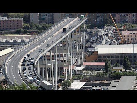 Η κατάρρευση της γέφυρας και τα προβλήματα στο λιμάνι της Γένοβας…
