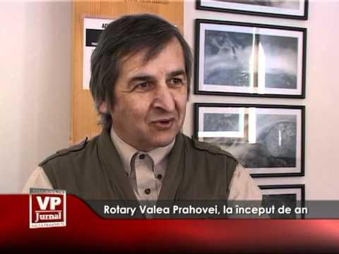 Rotary Valea Prahovei, la început de an