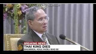 "King Bhumibol Adulyadej of Thailand diesStunt see ""Spiderman"" swing pruning Hanoi streetblindfolded catch pig festival in Vietnamhttps://www.youtube.com/watch?v=fHNHTP6DCpMThat's one massive lesson for Humanity!!!https://youtu.be/GazIQcrazPoXem thêm video tại https://www.youtube.com/watch?v=TP_9SK21Pdghttps://www.youtube.com/watch?v=plljo1wZTL8https://www.youtube.com/watch?v=mJaDdrWrKlchttps://www.youtube.com/watch?v=yqQcNVpYR0shttps://www.youtube.com/watch?v=Jzmz6D-g5lohttps://www.youtube.com/watch?v=rKYtpNwGv14https://www.youtube.com/watch?v=8S8mxsRX_Vg"