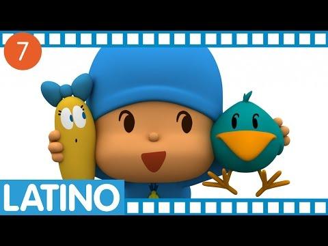 Pocoyó en español para América Latina - Temporada 01 Ep.25-28