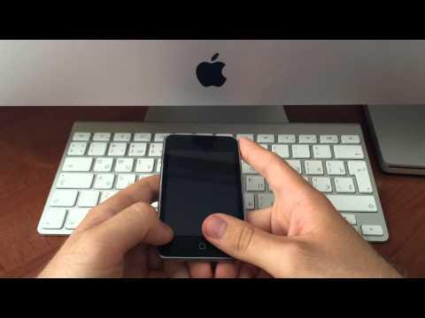 Обзор моего iPod Touch 2 G