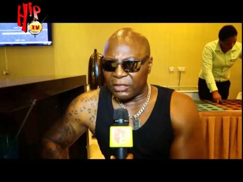 HIPTV NEWS - I BROUGHT THE BIG MONEY TO NIGERIAN ENTERTAINMENT - CHARLY BOY