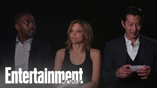 Nonton Falling Water: David Ajala, Lizzie Brocheré & Will Yun Lee Describe The Show | Entertainment Weekly Film Subtitle Indonesia Streaming Movie Download