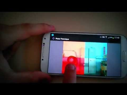 Video of Thermal Photo