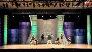 North Hollywood (CA) United States  city photos : Mix'D Elements (North Hollywood, CA) at USA Hip Hop Championship Finals 2012 (Adult)
