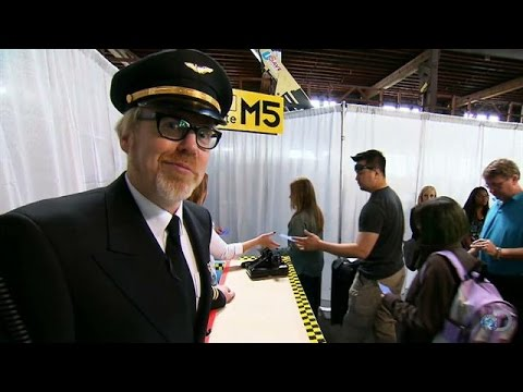 What s the Best Plane Boarding Plan?   MythBusters 17 September 2014 10 PM