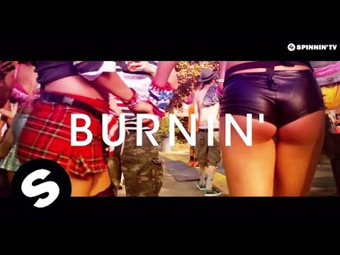Calvin Harris & R3hab – Burnin' (Official Music Video)