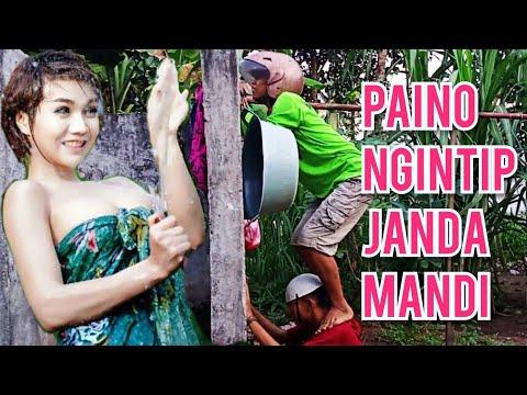PAINO NGINCENG JANDA MANDI 😂😂 | CERITA KEHIDUPAN EPISODE 4