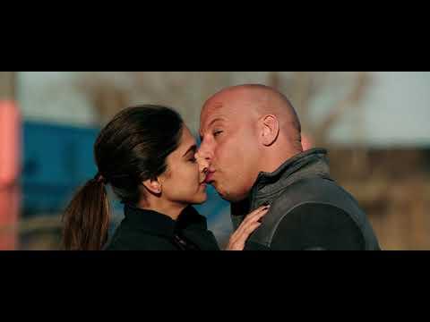 Deepika Padukone & Vin Diesel Kissing Scene | xXx Return of Xander Cage