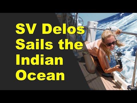 Episode 10: SV Delos, Brian, Brady, and Karin - SLOW BOAT