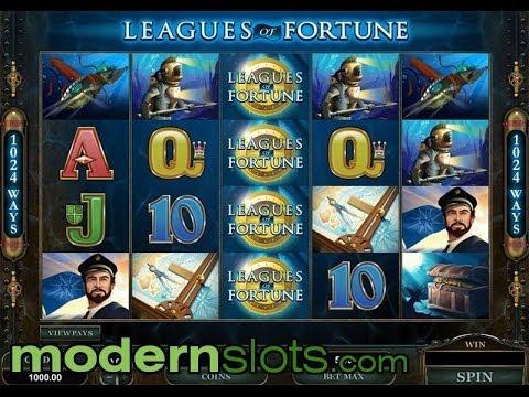 Leagues of Fortune Slot Machine at ModernSlots.com