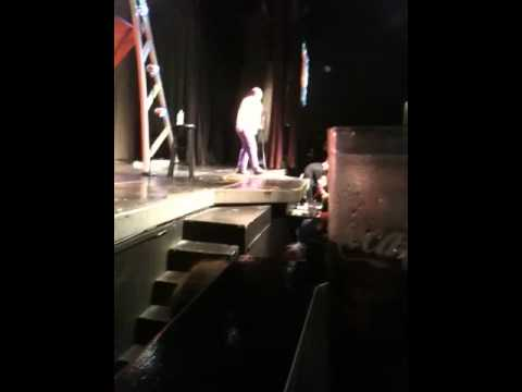 Etta May at the Comedy Club Stardome
