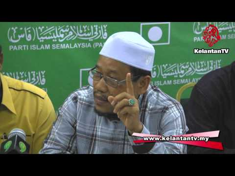 PRK N.01- Undilah Calon PAS Isyarat Tolak Umno dan GST