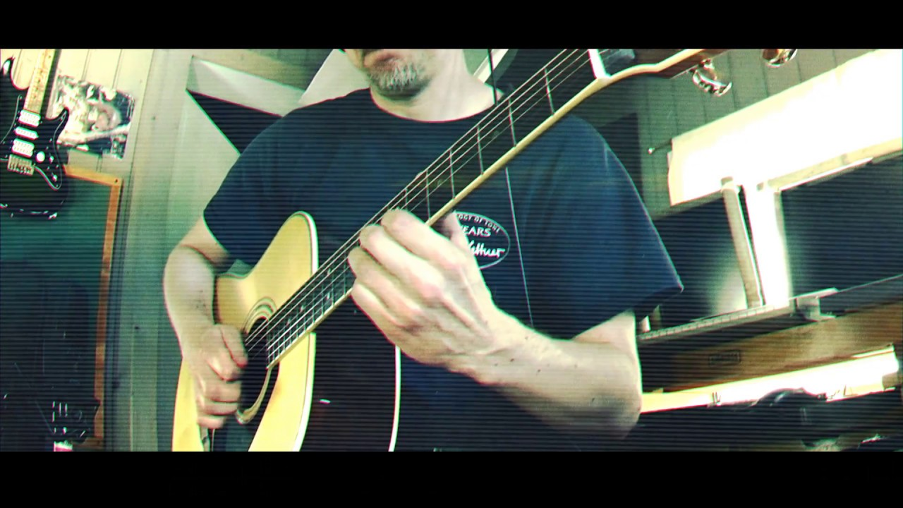 Darwin and Water – Acoustic guitar meditation relaxation music