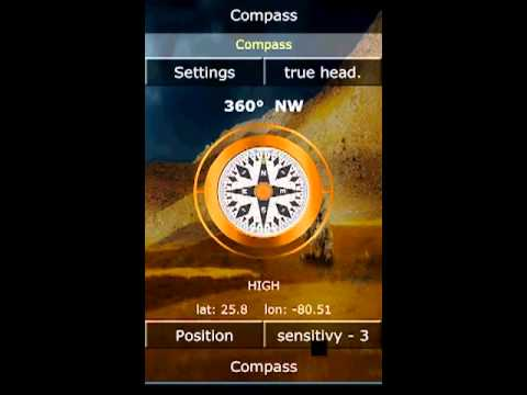 Video of Compass (small size)