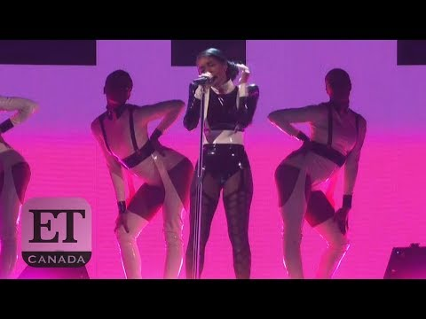 Lady Gaga Reacts To Janelle Monae's Grammy Performance