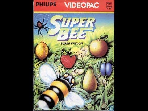 Nr. 50 Super Bee | Philips Spielekonsolen | G7000 / G7400 / Videopac / Videopac+