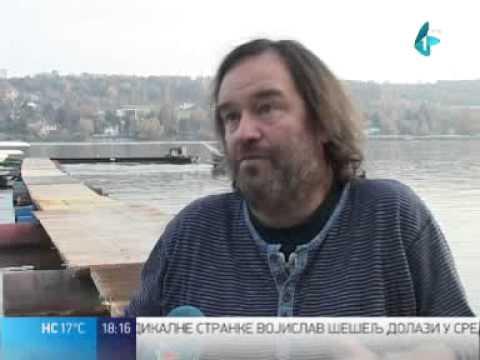 ПМФ у пројекту заштите Дунава