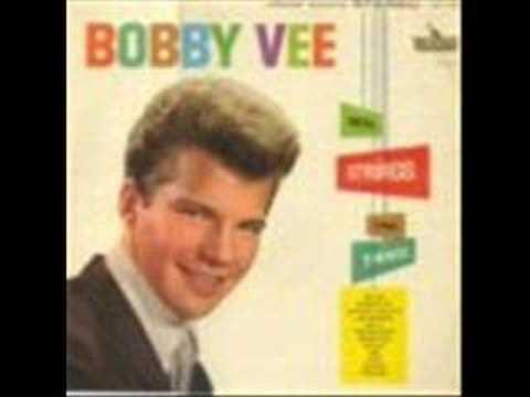 Tekst piosenki Bobby Vee - The Night Has A Thousand Eyes po polsku