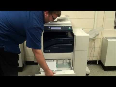 Xerox 5300 Series - Operator Overview