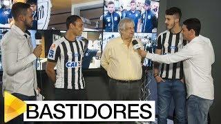 Chegou a hora de ver a resenha por trás do lançamento do #NovoManto! Inscreva-se na Santos TV e fique por dentro de todas as novidades do Santos e de ...