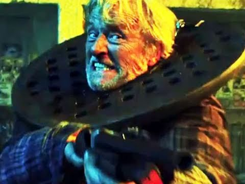 Hobo with a shotgun - horror fans - more trailers here: http://bit.ly/horrortrailers THANK GOD THIS FILM WAS MADE! A homeless vigilante blows away crooked cops, pedophile Santas, ...