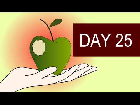 Mindful Eating – Awareness Meditation to Break Autopilot – Day 25