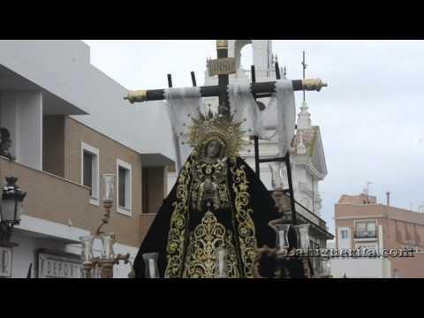 Recorrido procesional de María Santísima de La Soledad 2016