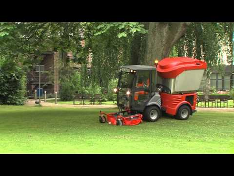 The Hako Citymaster 1250: an innovative, multi-function sweeper
