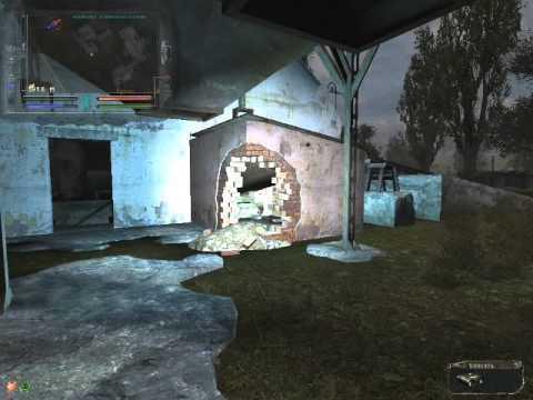 Прохождение stalker: тайна зоны