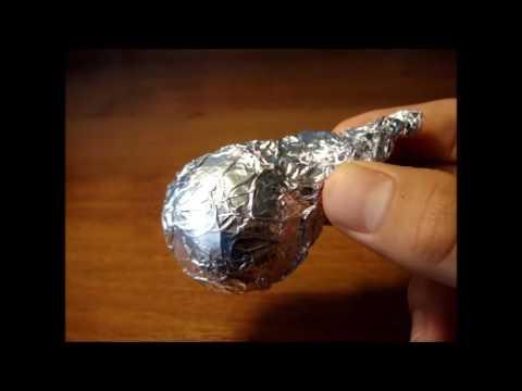 Как сделать дымовую бомбочку ниндзя