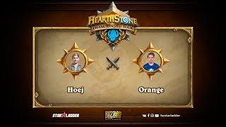 hoej vs Orange, game 1