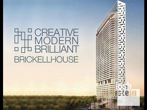Brickell House Pre-Construction Video Miami by Josh Stein Realtor